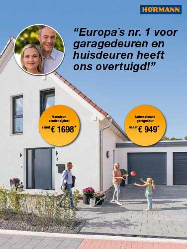 Brochure Hörmann Jaaractie 2020